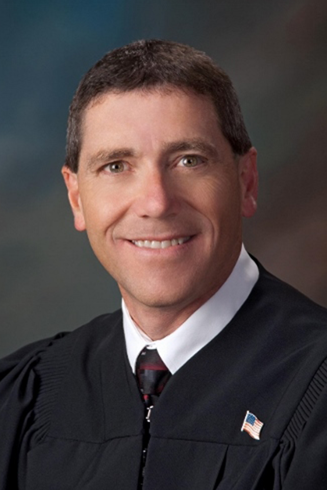 Judge  Ronald  P.  Forsthoefel