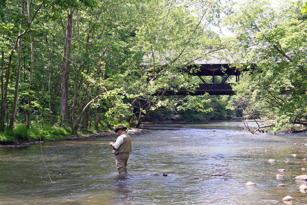 ashland county, fishing, mohican